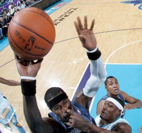 バスケ奇跡の瞬間